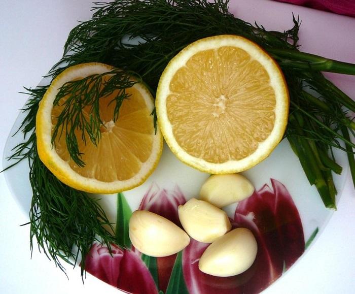 Ингредиенты для паштета из семечек