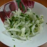 Рецепты маринованного лука для салатов