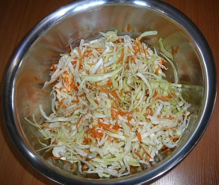 готовим квашенную капусту